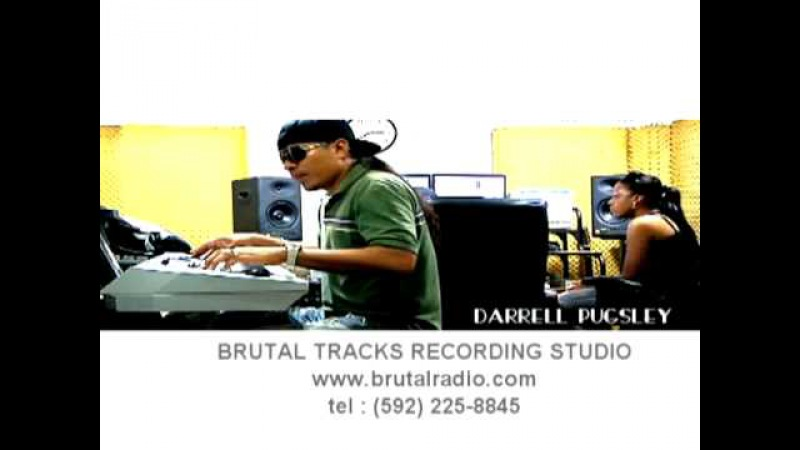 How to make a reggae beat in 5 mins (Prod. Darrell Pugsley.)