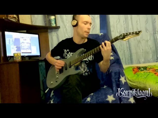Korpiklaani Hector Juodaan Viinaa Guitar Cover
