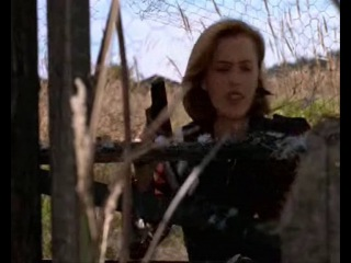 Scully and Mulder: Mission Impossible