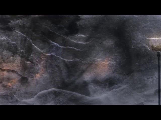 Голограмма Луны с купола Плоской Земли застряла в тучах и сломалась в небе Влади...