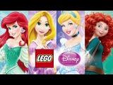 LEGO Disney Princess: Золушка на балу в королевском замке 41055 — Cinderellas Castle 41055 — №1