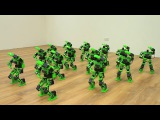 HOVIS Lite  конструктор андроидного робота Dongbu Robot  Обзор робота №2
