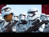 Lego Star Wars The Force Awakens Long Video Cartoons About Lego for kids