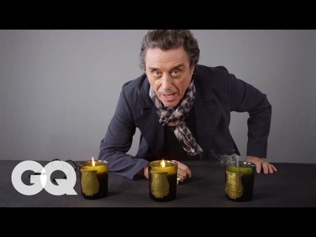 Ian McShane Dramatically Reads Candle Descriptions | GQ Style