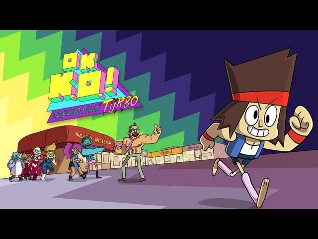 15 Minutes of OK K.O.! Let's Be Heroes Gameplay - PAX 2017