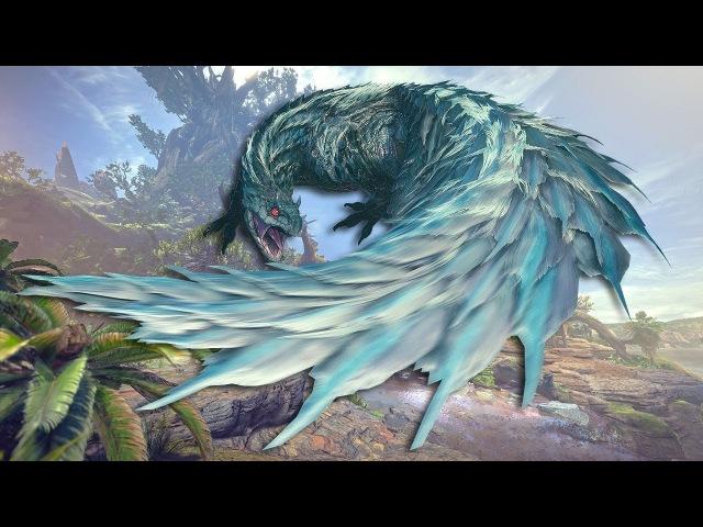 Monster Hunter World Gameplay (4K): 5 Minutes of Tobi-Kadachi