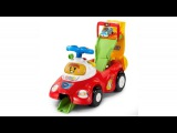 VTech Go! Go! Smart Wheels Launch and Go Ride On (Frustration Free Packaging) by VTech