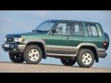 Opel Monterey RS 09 1991 07 1998