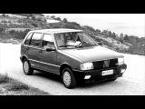 Fiat Uno Turbo D 5 door 146 1986 89