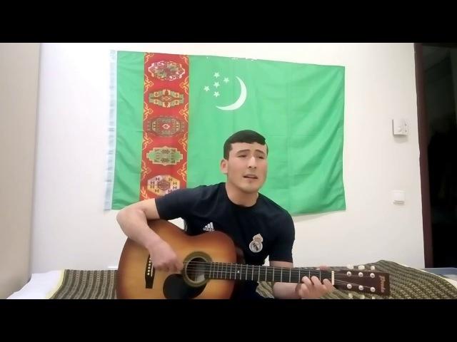 Annamyrat Nazarow - Ýalan | 2017 (Gitara aýdymy)
