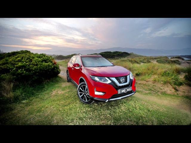Nissan X Trail AU spec T32 2017