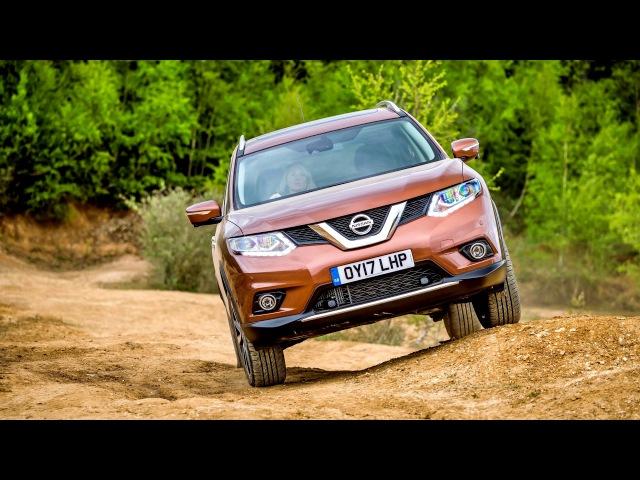 Nissan X Trail UK spec T32 2014