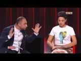 Новинка Comedy club. Демис Карибидес и Марина Кравец. Камеди клаб 20 10 2017