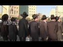 Israel Ultra-Orthodox Jews shut down main arteries into central Jerusalem in protest at draft law
