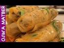 Постные Голубцы с Грибами Ну Очень Вкусно Cabbage Rolls Recipe