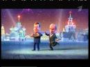 мультличности Медведев и Путин