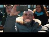 флэшмоб на Белорусском вокзале 28 04 2015