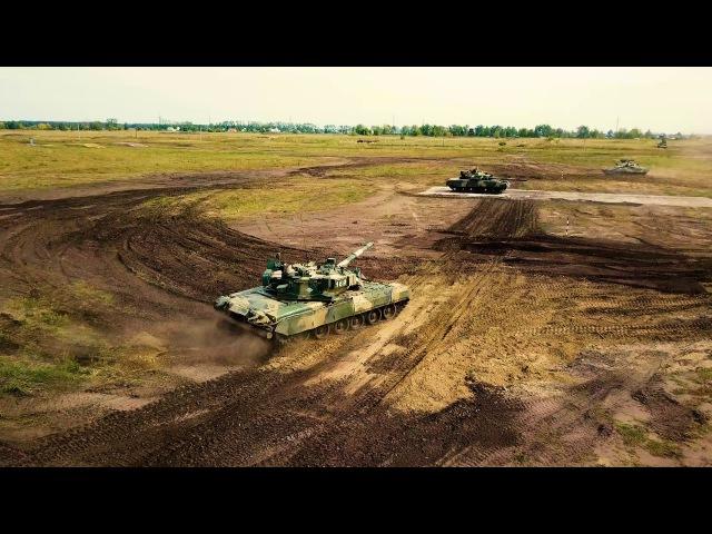 Танки танцуют вальс в ОАБИИ День танкиста 4K
