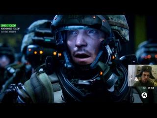 Часть 1. Прохождение игры Call of Duty Advanced Warfare(xbox-360)