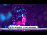 Video 19 dead in explosion at Ariana Grande concert in Manchester, U.K.