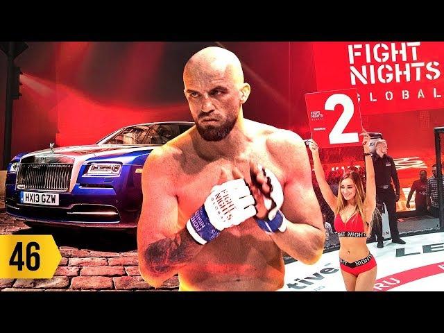 Сколько зарабатывают Fight Nights. Как строился бизнес в 90-е. Гараж на 200 млн