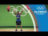 The Incredible Weightlifter Who Wouldn't Give Up  Against All Odds