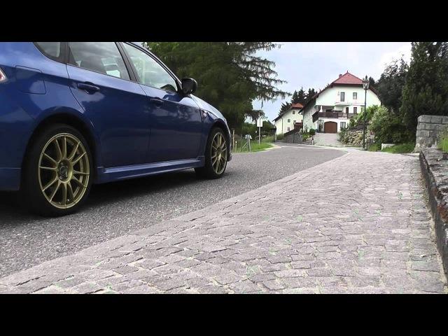 Subaru Impreza Boxer Diesel Sport | Remus ESD Engine Sound.