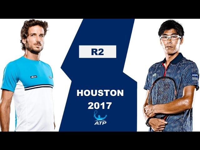 Feliciano Lopez vs Hyeon Chung Highlights HOUSTON 2017