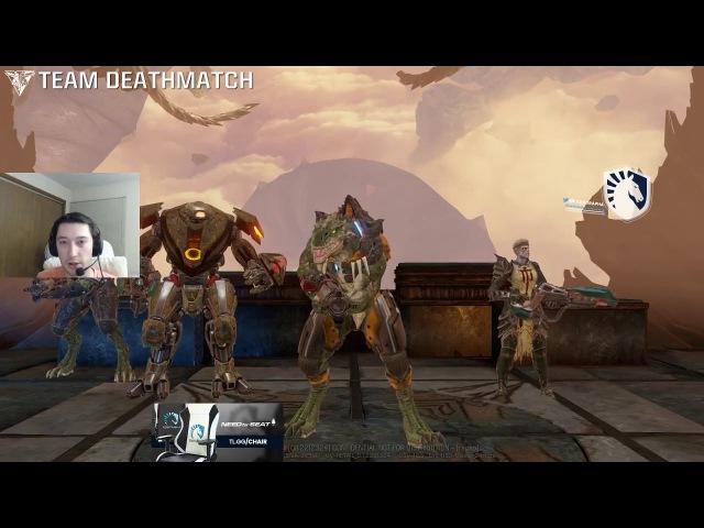 Quake Champions (CBT) by rapha 2 - Team Deathmatch