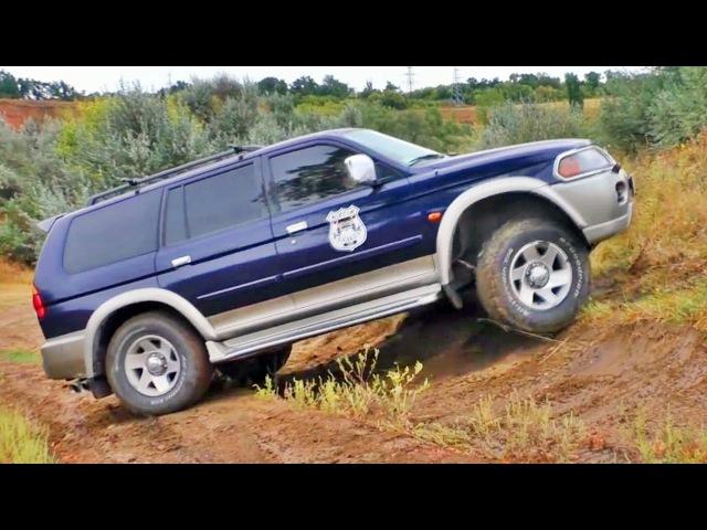 Mitsubishi Pajero Sport - Off-Road Control