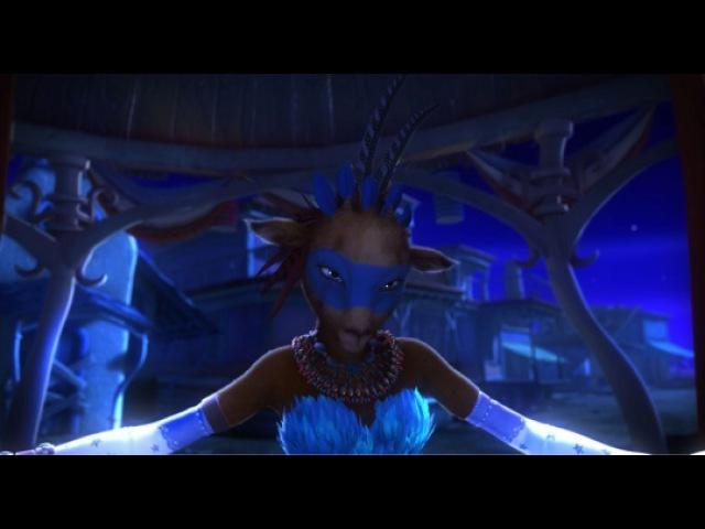 Видео к мультфильму «Золушка: Полный вперед!» (2012): Трейлер (дублированный)