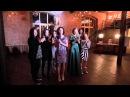 Стильная Тематическая свадьба в стиле Twin Peaks