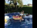 Instagram Луиса Адриано: Праздник☀