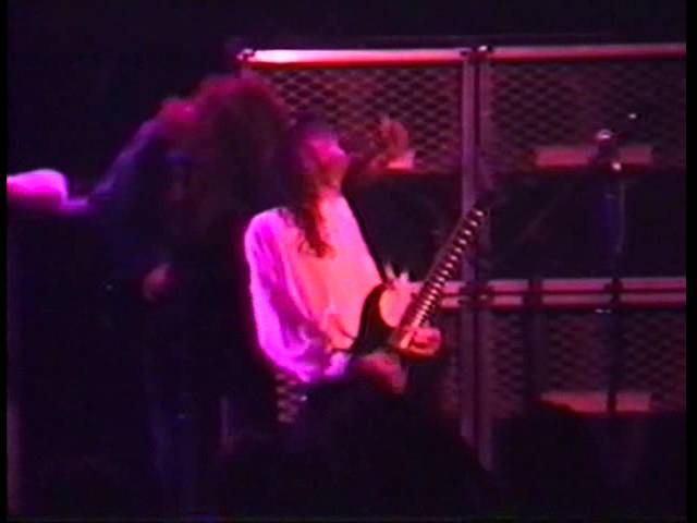 Fates Warning - Dont Follow Me [live video, New Heaven 1992, pt. III]
