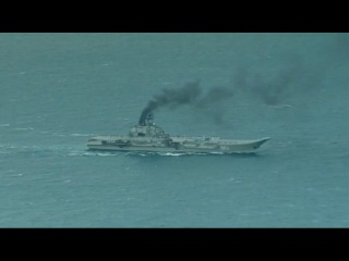 Russian warships is passing through the English Channel en route to Syria. - Video Dailymotion