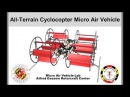 All-Terrain Cyclocopter (University of Maryland)