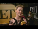 Justice Leagues Amber Heard on Playing Aquamans Wife, Mera, in That Tight Costume! Exclusive