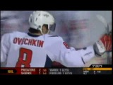Alexander Ovechkin's 50th Goal (With