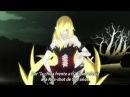 Encuentro de Araragi,Shinobu y Kiss Shot (Monogatari Series Second Season)
