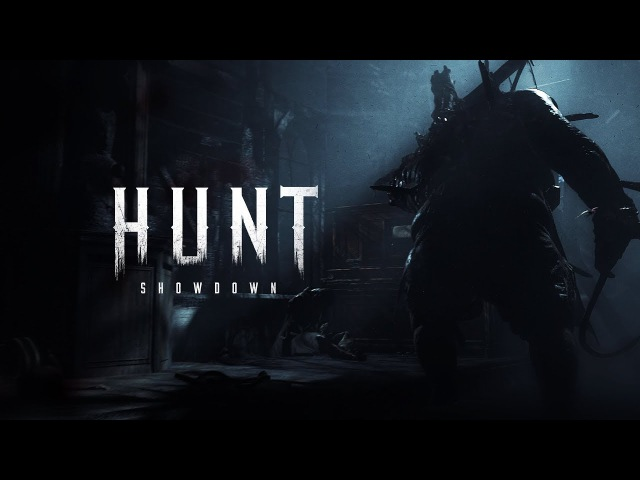 Hunt: Showdown Steam Trailer
