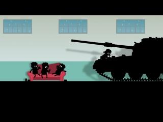 ФВ 4202 - Истории танкистов - Мультики про танки, приколы и баги в World Of Tanks.