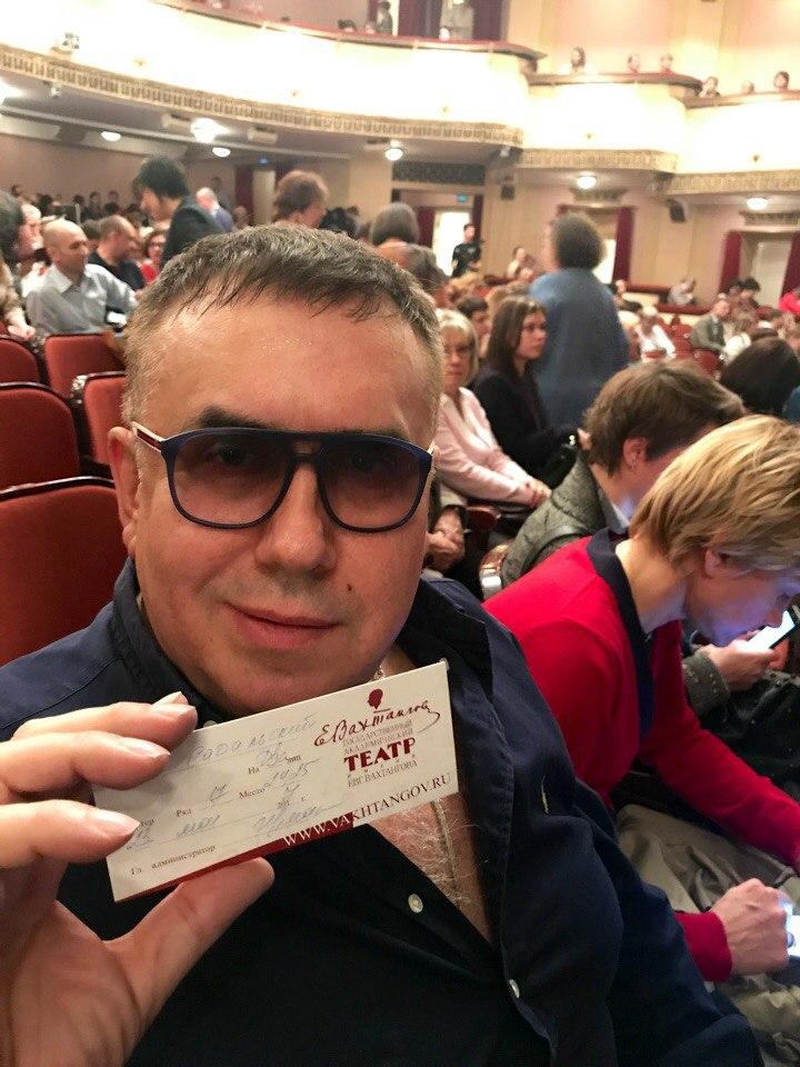 Актер и телеведущий Стас Садальский справился с собственными страхами