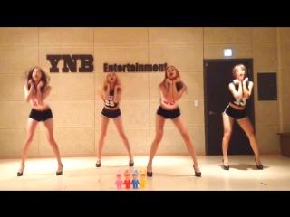 BESTIE - Hot Baby + Love Options @ SEXY DANCE