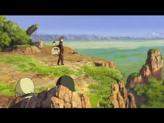 Наруто Фильм 2: Великое противостояние! Призрачные руины земных недр.