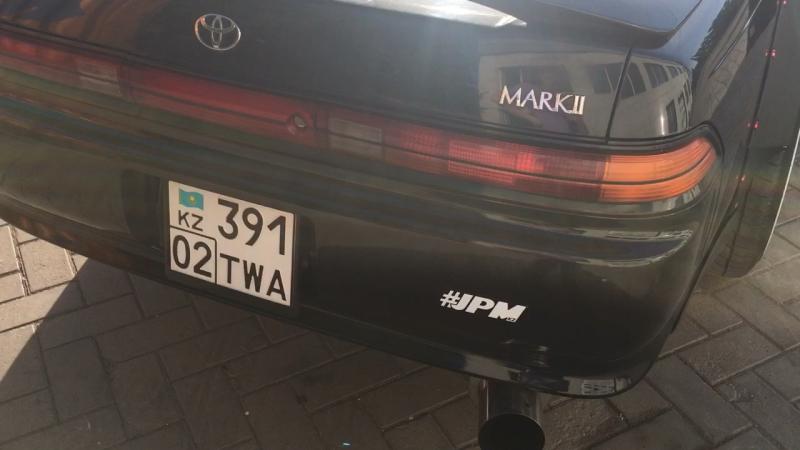 JPM.KZ Toyota Mark2 JZX90 TourerV