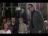 Владимир Этуш и Юрий Яковлев разыгрывают этюд под названием Поступление абитуриента в театральный вуз. Потрясающий фрагмент из 1