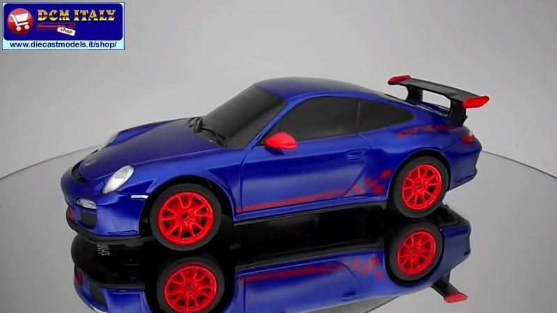Porsche GT3 RS - Rastar Radio Control - 1׃24