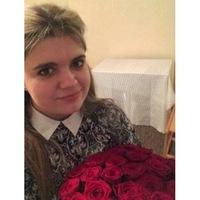 Анкета Алина Виноградова