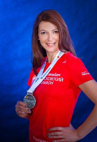 Екатерина Борчагова