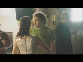 За кадром пятого эпизода второго сезона «Мерлина»